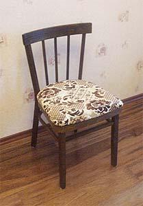 Обивка для стула своими руками